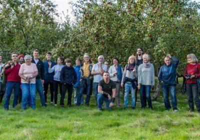 Chantier - jus de pomme